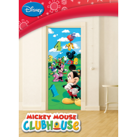 Decor porte Enfant 4029VET