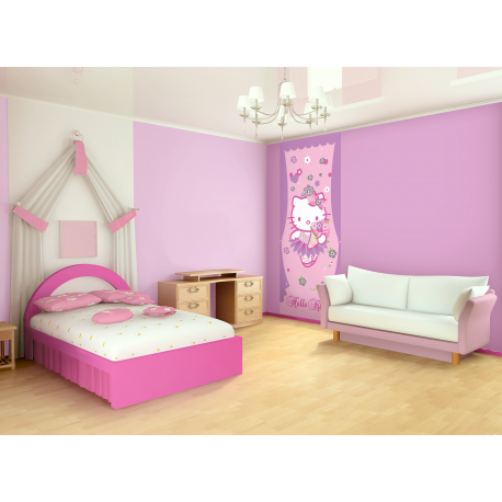 Decor porte Enfant 449VET
