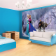 Decor mural Reine des neiges