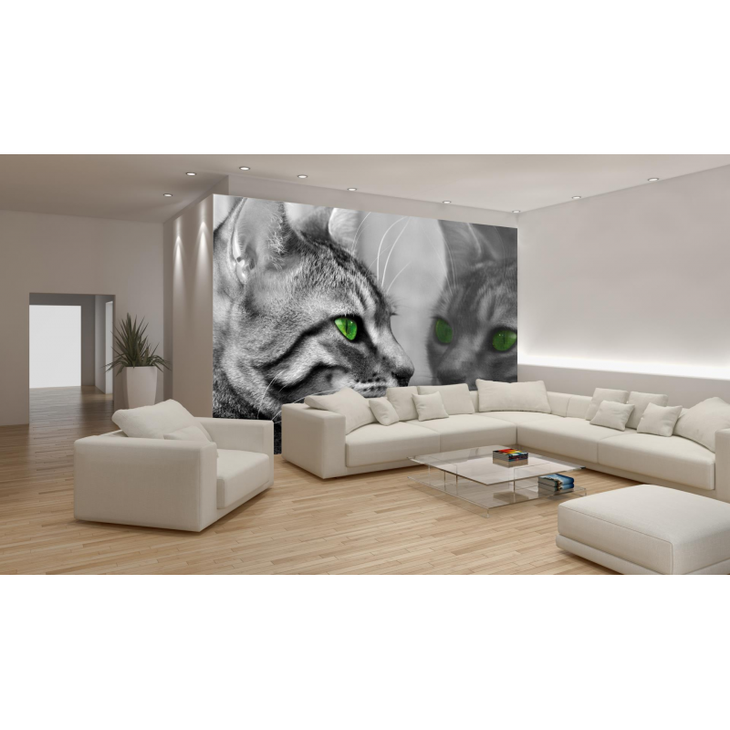 decor mural animal 139 delester. Black Bedroom Furniture Sets. Home Design Ideas