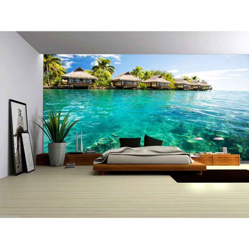 Decor mural paysage 233 delester for Decor mural xxl